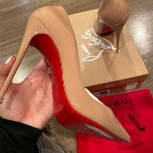 Christian louboutins So Kate